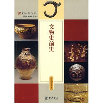 文物中国史:彩色图文本:文物史前史