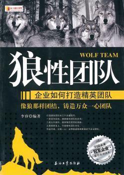 狼性团队-企业如何打造精英团队